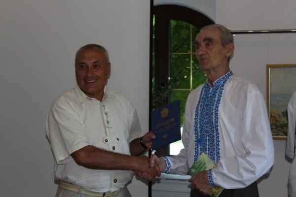 Журналіст став Почесним громадянином Бережан