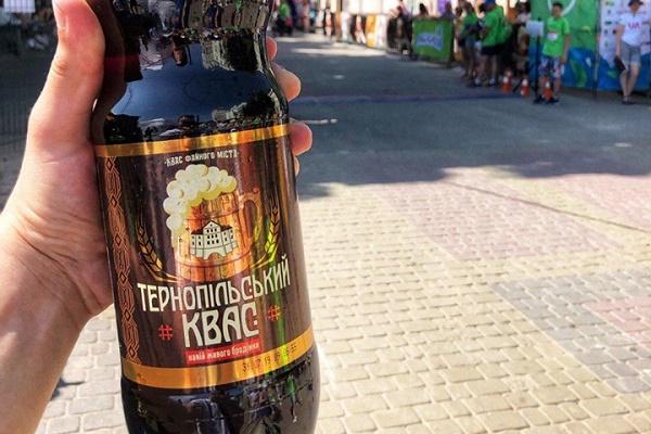 «Тернопільський Квас» підтримав наймасовішу спортивну подію Тернополя