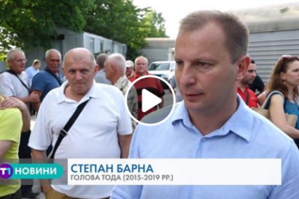 Степан Барна вирішив питання учасників гаражного кооперативу «Аляска-Авто» у Тернополі