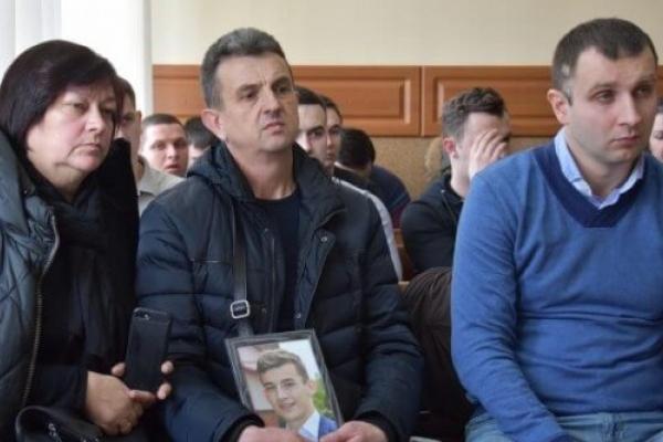 Хто прикриває вбивць Віталія Гнатишина?