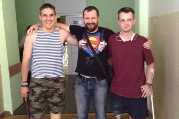 «Жити потрібно далі…», – колишній військовий з Тернополя