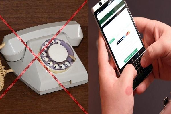 Використовувати мобільні телефони замість стаціонарних в комунальних установах та органах влади пропонують тернополяни