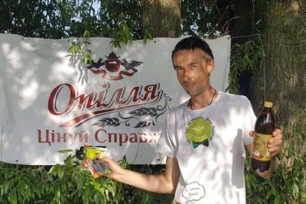 Тернопільське «Опілля» допомогло втамувати спрагу рибалкам з різних куточків України