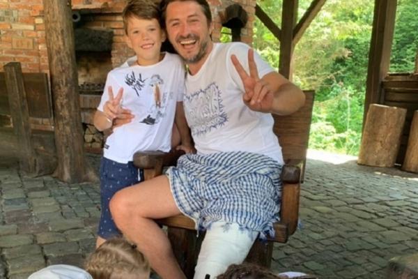 День народження «вдався»: Сергій Притула зламав ногу