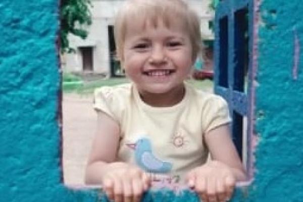 Батьки шукають донора для маленької дівчинки