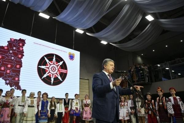 До Тернополя їде Петро Порошенко