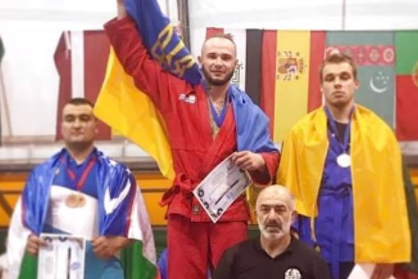Тернополяни - на п'єдесталі чемпіонату Європи з універсального бою