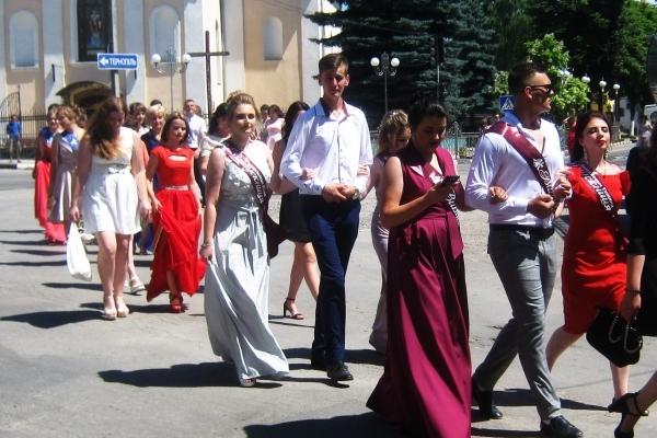 Теребовлянський коледж культури та мистецтв дав путівки в життя новим своїм випускникам