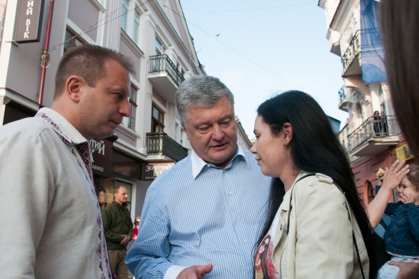 Тернополяни можуть обрати до Верховної ради Степана Барну