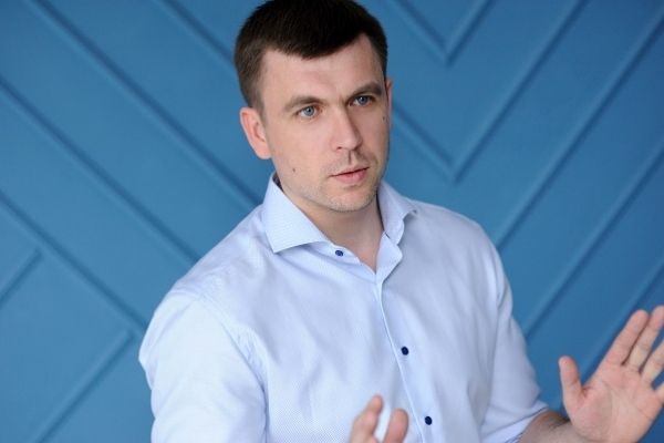 Віталій Горба: «Маю рішучість і волю не прогнутися, а взяти на себе відповідальність за зміни в державі та в окрузі»