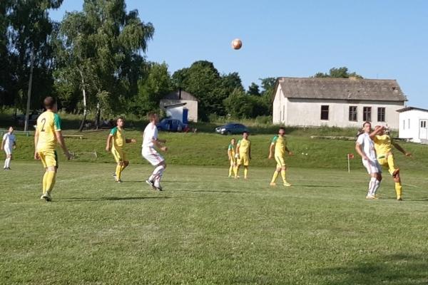 «Медобори» – переможці першого кола другої ліги