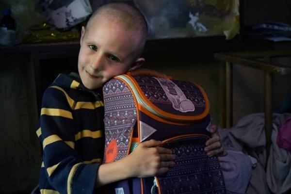 У Тернополі розпочалася акція «Шкільний портфелик