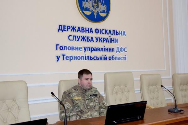 Тернопільські службовці отримали відзнаку Президента України
