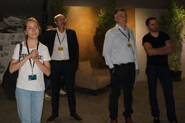 Креатор-Буд презентував на Міжнародому фестивалі архітектури ВЕЖА свій флагманський проект