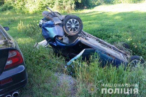 На Тернопільщині знову аварія