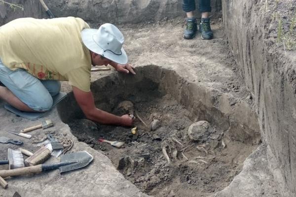 На Тернопільщині розкопали поховання часів Київської Русі (Відео)