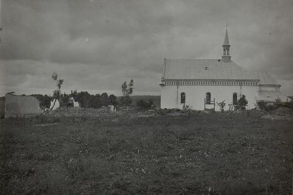 Село Новоставці 100 років тому (Фото)