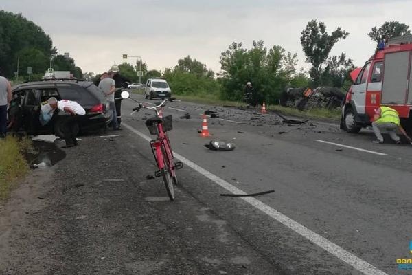 У ДТП на дорозі Тернопіль-Львів загинув чоловік (Фото)