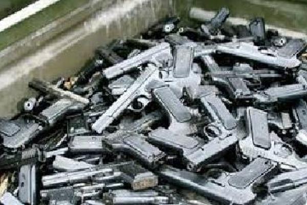 На Тернопільщині виявили незаконний склад зброї та марихуани