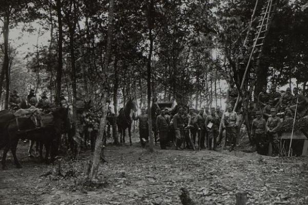 Село Медведівці 100 років тому