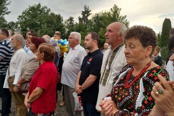 У Тернополі вшанували пам'ять політв'язнів