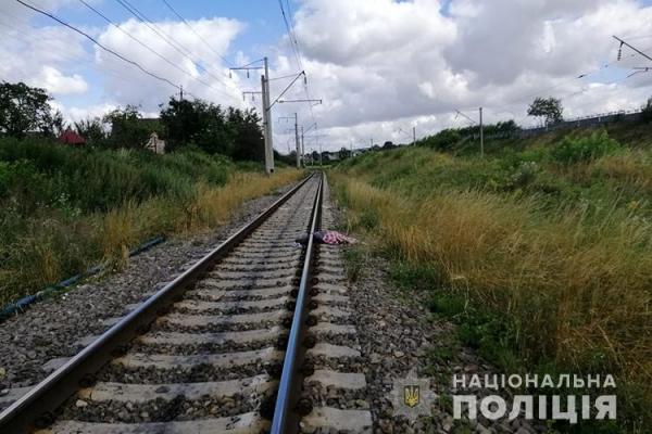 На Тернопільщині жінка потрапила  під потяг