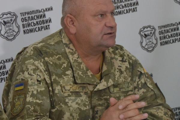 З початку року контракт зі Збройними Силами України підписали майже півтисячі тернополян