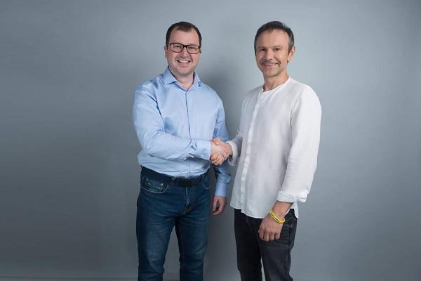 Кандидат від «Голосу» Максим Черкашин: Народний депутат буде працювати для Тернополя і тернополян