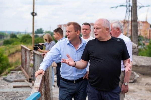 Щоб відремонтувати «Гаївський міст» потрібна підтримка в Києві