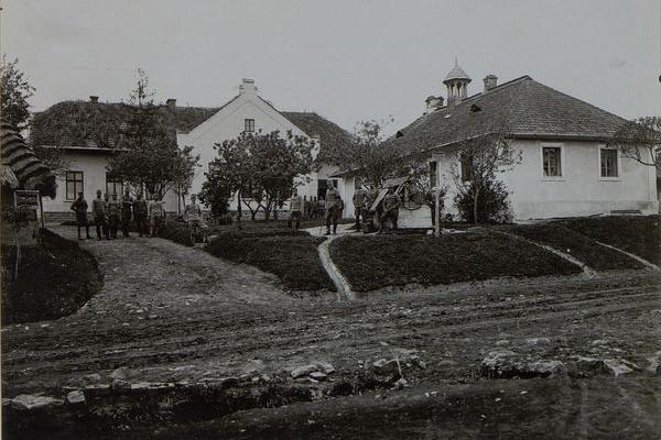 Село Пишківці на ретро світлинах