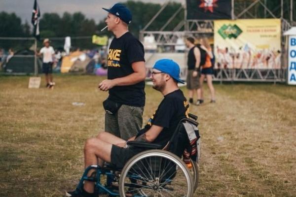 Людей з інвалідністю на фестиваль «Файне Місто» безкоштовно возитиме соціальне таксі