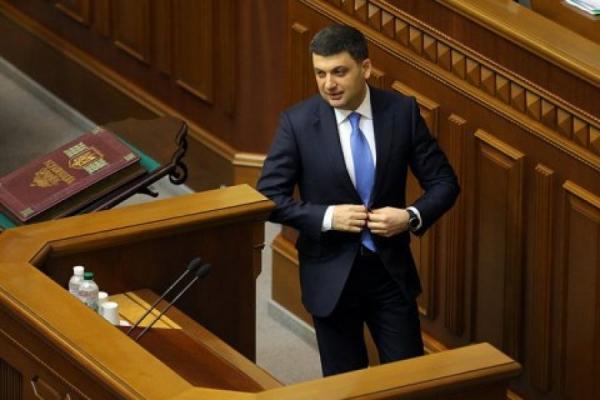 Володимир Гройсман знову може очолити уряд після виборів, – Дмитро Разумков