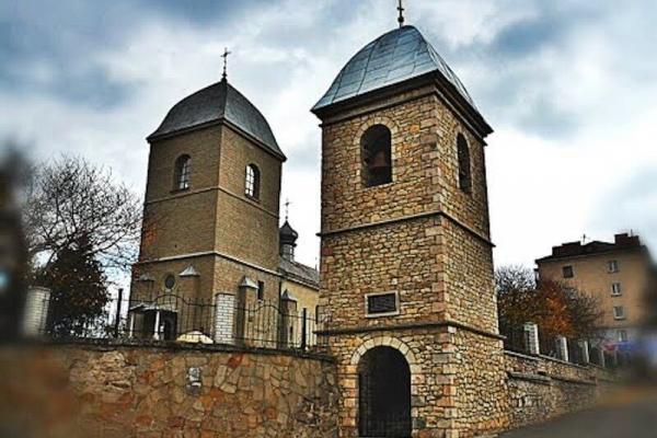Тернопільська «Надставна церква» святкує ювілей