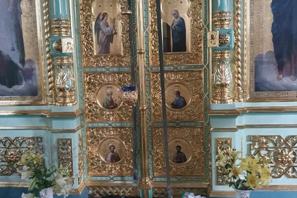 тернопіль,  Тернопільщина,  ікона Почаївської Божої Матері,  Тернопільська єпархія ПЦУ