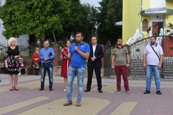 Тарас Юрик про недопущення реваншу: Від кожного з нас 21 липня залежатиме, чи «постріл» буде у ворога чи в самих себе