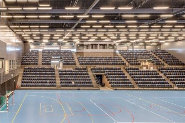 Який вигляд матиме багатофункціональний комплекс «Палац Спорту» в Тернополі?