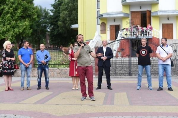 Володимир В'ятрович на Тернопільщині: Україна втратила свою державність у ХХ столітті. Не допустимо цього у ХХІ столітті