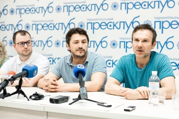 Кандидат від «Голосу» має найбільше шансів перемогти у Тернополі