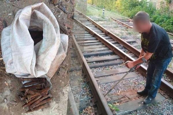 У Тернополі судять розкрадача залізниці
