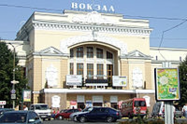 У Тернополі замінували залізничний вокзал