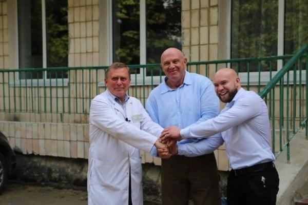 За сприяння Ігоря Побера тернопільська лікарня №2 отримала нове обладнання