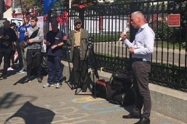 Голова обласного відділення Всеукраїнського об'єднання ветеранів звернувся до тернополян