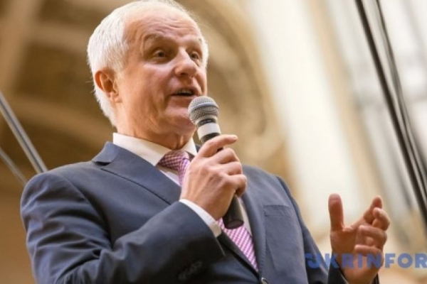 Уродженця Тернопільщини звільнено з посади Посла в Йорданії