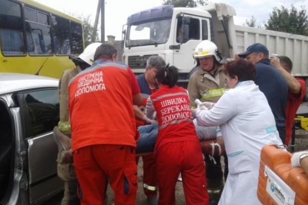Розповіли подробиці смертельної аварії на Тернопільщині (Відео)