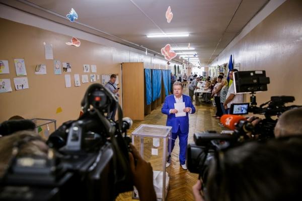 Лідер Аграрної партії Поплавський: Молодість із досвідом разом дадуть хороший результат у Раді