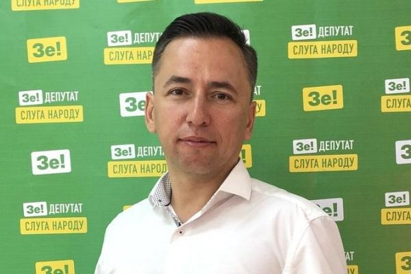 Ще один «слуга» з Тернопільщини Володимир Гевко вихваляється заслугами попередньої влади