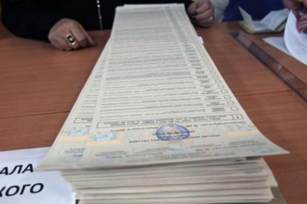 На Тернопільщині опрацьовано понад 83% електронних протоколів (результати голосування за партійними списками)