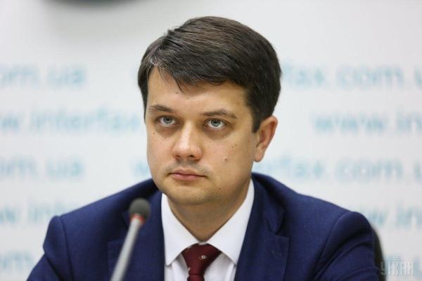«Я б не хотів, щоб це сталося» - Разумков про комендантську годину в Україні
