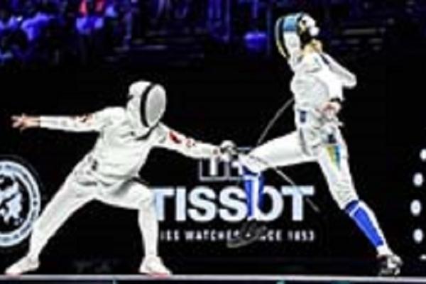 Спортсменка з Тернопільщини виграла «бронзу» чемпіонату світу з фехтування