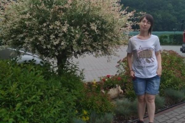 Тернопільська журналістка з інвалідністю розповіла, не хоче жалю від людей